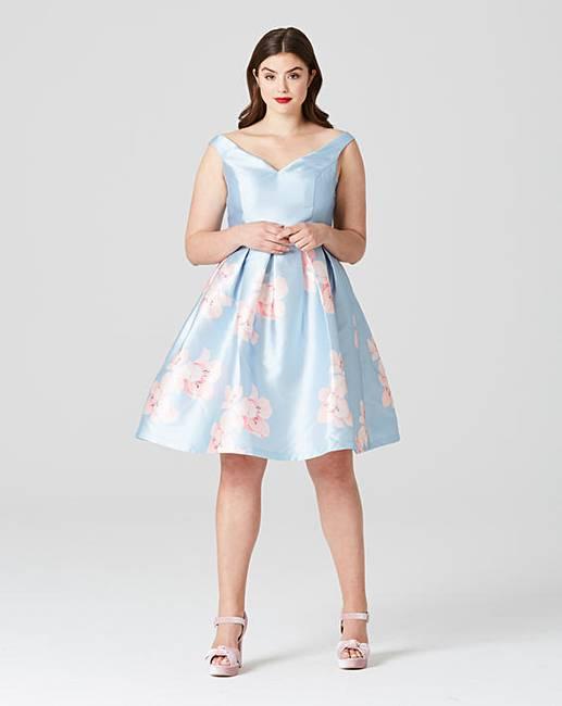 dba16135fc3e Chi Chi London Orelia Dress | Simply Be