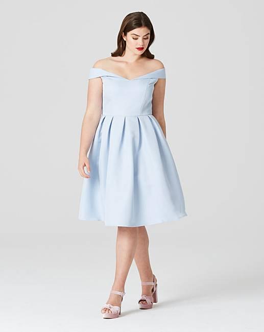 90dbfa5cc007f Chi Chi London Avalon Dress | Simply Be