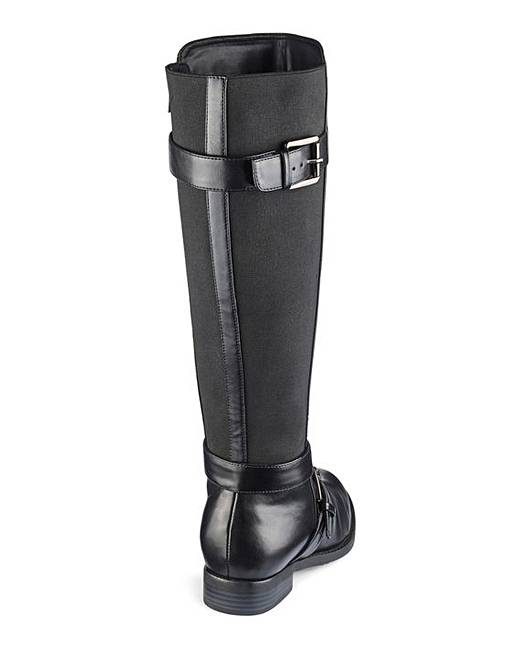 sports shoes bbbed ae5d2 High Leg Boots EEEEE Ex Curvy Plus