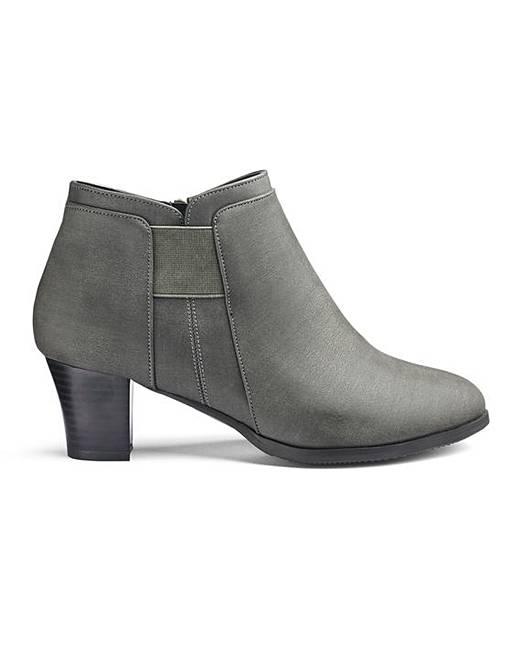 a6b653195c8 Cushion Walk Ankle Boots E Fit