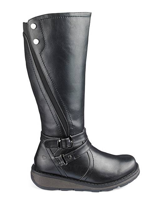 a75079f681 Heavenly Feet Boots E Fit Standard Calf   Marisota