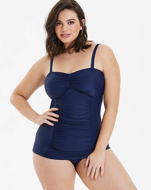 e85be0786c Magisculpt Navy Monroe Multiway Swimsuit