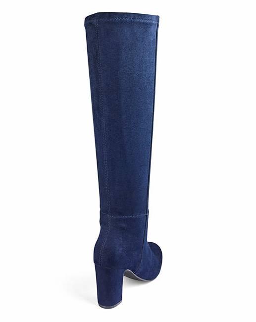 aacfb2b95fd Soft Boots E Fit Super Curvy Calf