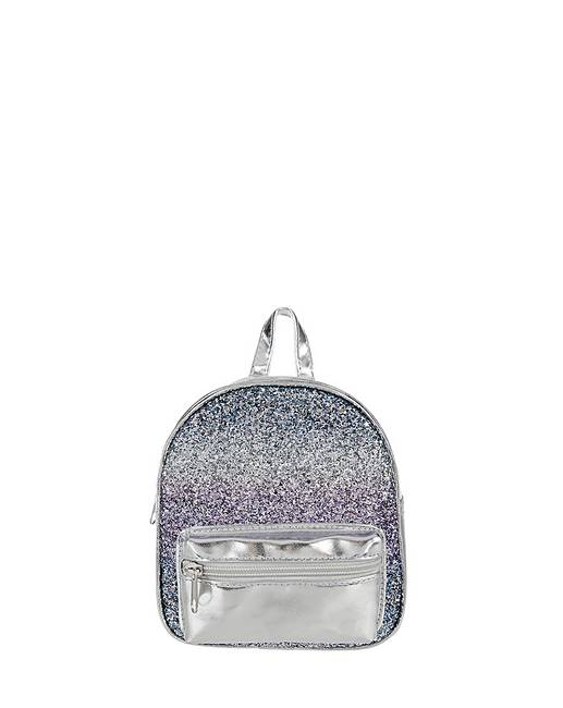 806f137173 Accessorize Zoe Glitzy Mini Backpack