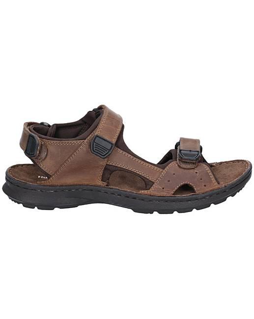 cf69a7e6a92a Hush Puppies Kobe Velcro Sandal