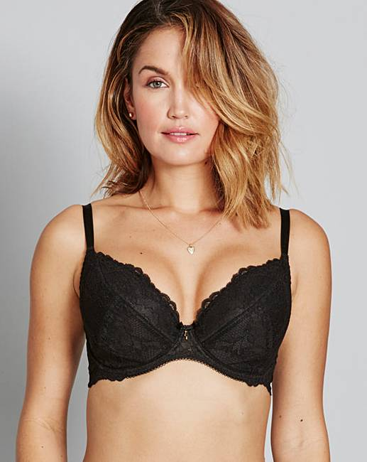 55a6ec1becadf Gossard Superboost Lace Black Bra