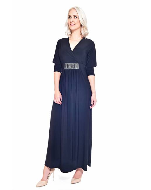 Cheap Grace maxi dress with embellishment for cheap
