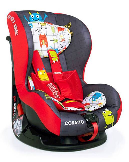Cosatto Moova 2 (5 point plus) Car Seat | Fashion World