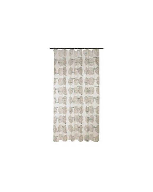 Top Habitat Fish Shower Curtain - Mushroom Grey & Teal supplier