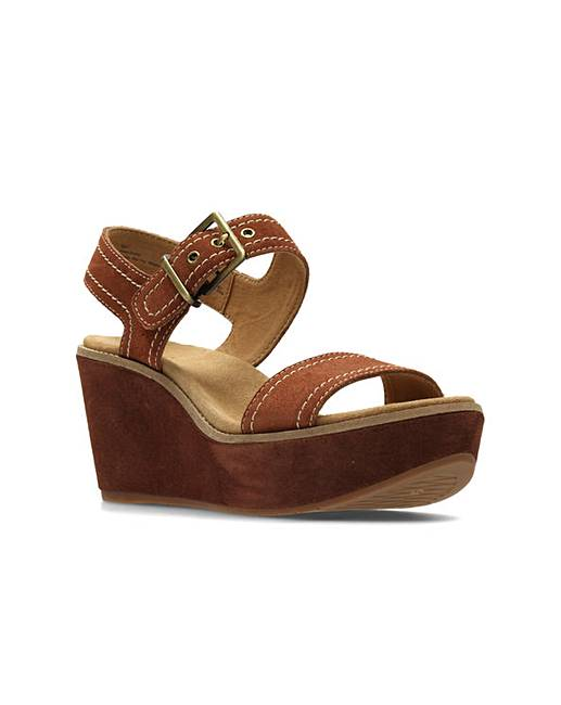9af8859d11f Clarks Aisley Orchid D Fitting