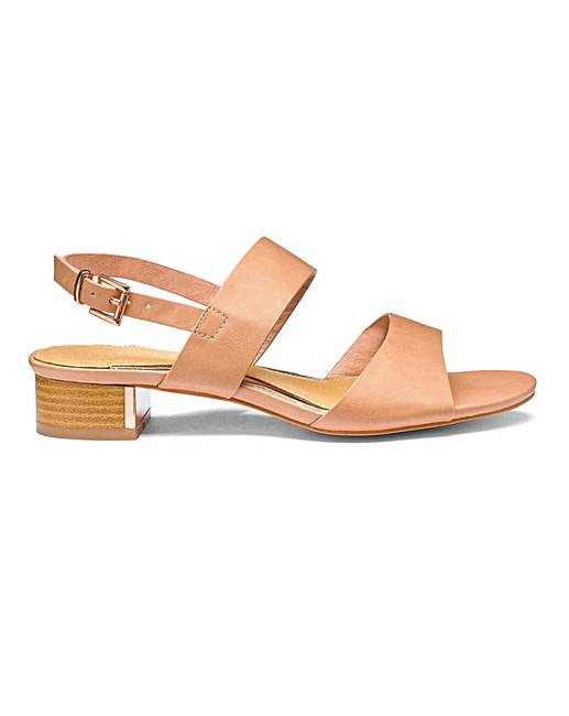 Head Heels D Fit By Over Dune Sandal 3ASLq4jc5R