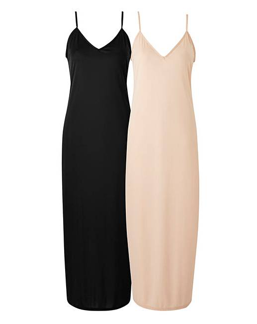 2 Pack Maxi Slip | Oxendales