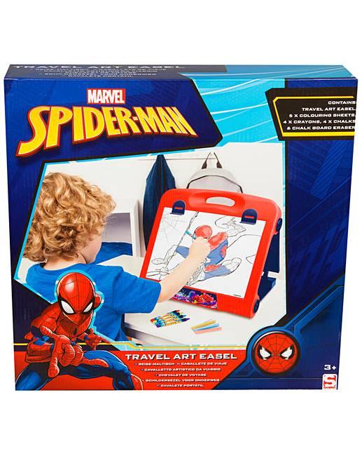 f8ced36ff66dc Spider-Man Evergreen Travel Art Easel