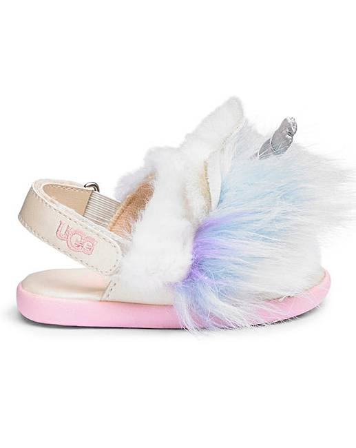 55c871ea429 Ugg Baby Unicorn Sandals