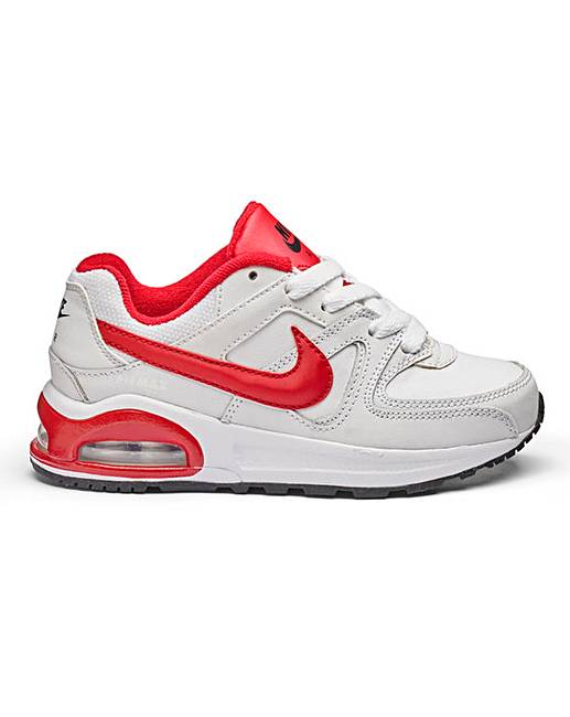low priced ce98d eac11 Nike Air Max Command Boys Trainers   10