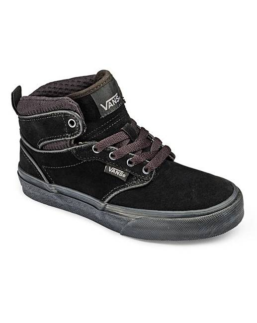 5e3b0dbcd4 Vans Atwood Hi Shoes