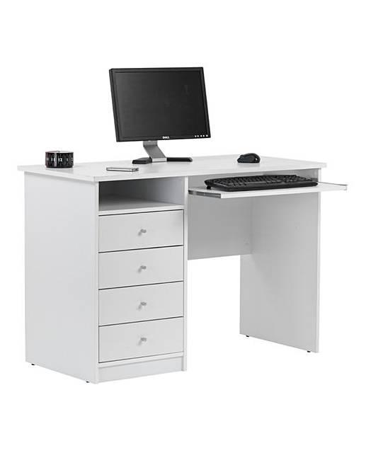 Brandon Work Desk J D Williams