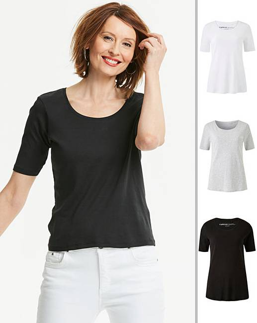 NEW SIMPLY BE COMFY SHORT SLEEVE JERSEY MARL GREY DRESS SIZES 14 TO 22