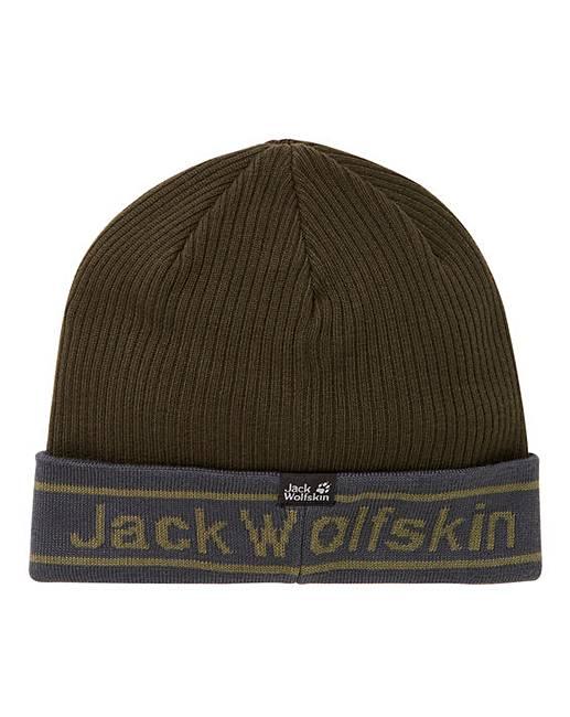 e3b223e624 Jack Wolfskin Pride Knit Cap | Jacamo