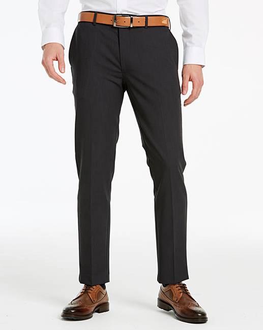 6d69c321c60 Farah Charcoal Slim Leg Trousers 30in