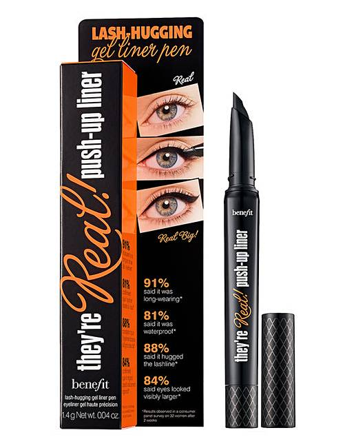 e9005172195 Benefit They're Real Push Up Eyeliner | Simply Be