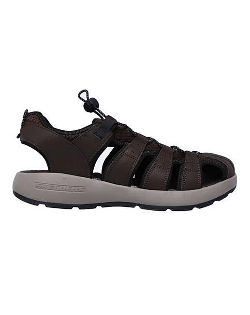 820fed7e0df4 Skechers Melbo Journeyman Sandals