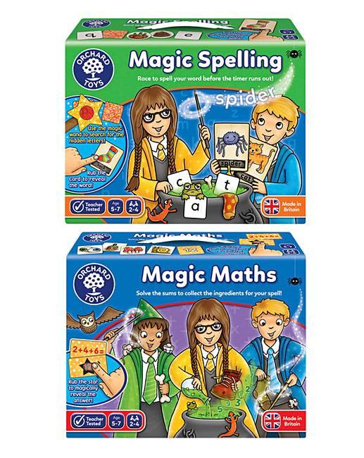 Magic Maths Book