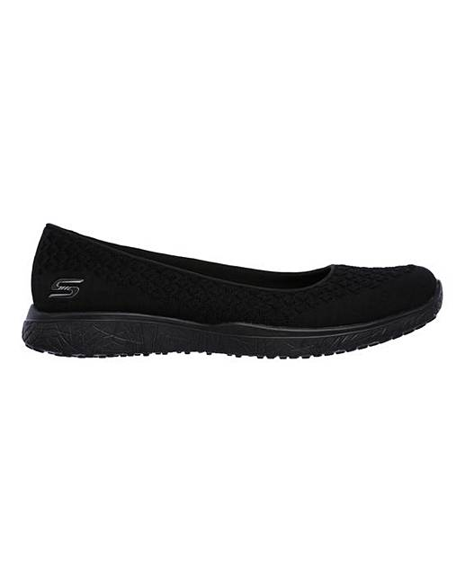 outlet store sale 2020 wholesale price Skechers Microburst Wide Fit Trainers