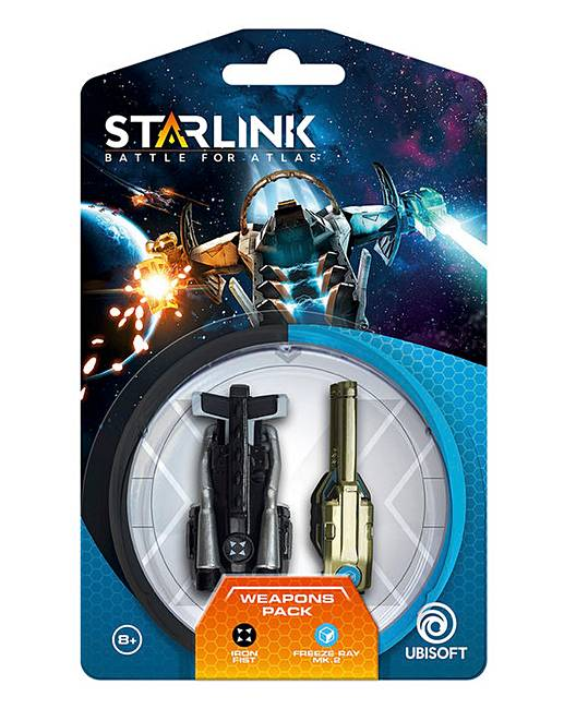 Starlink Weapons Pack Hail Storm Oxendales