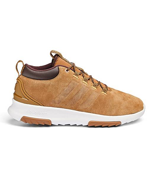 dd70c24045bb Adidas CF Racer Mid WTR Mens Trainers