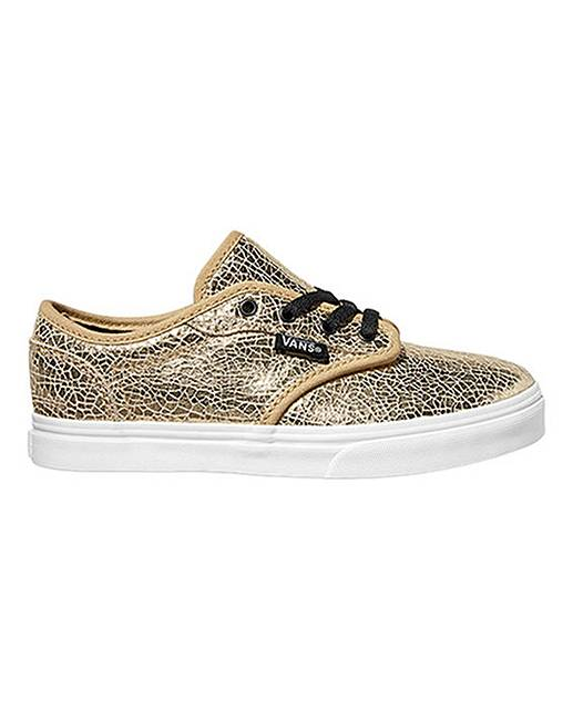 f837e2f8ce Vans Atwood Low Girls Trainers