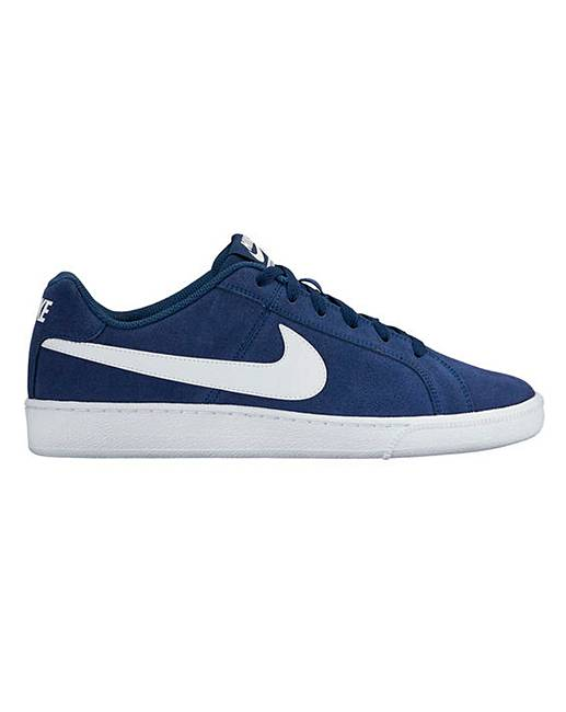 Nike Court Royale Suede Trainers  6a3e2afcb