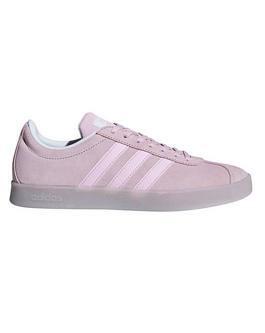 timeless design f423f 1d40f Adidas VL Court 2.0 Trainers   Premier Man