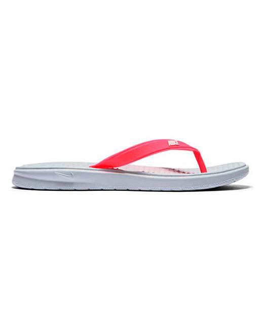07078ddd0d16 Nike Solay Flip Flops