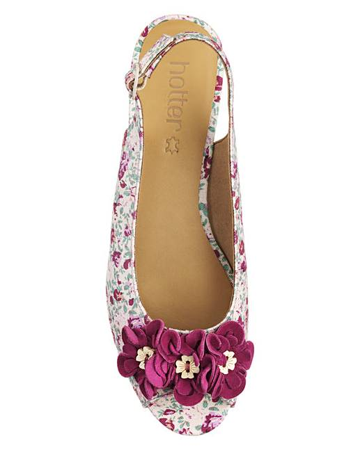 54d4e53caea6 Hotter Betsy Wide Fit Sandal