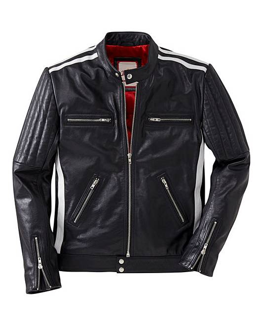 a3c6f3cfd Joe Browns Leather Jacket