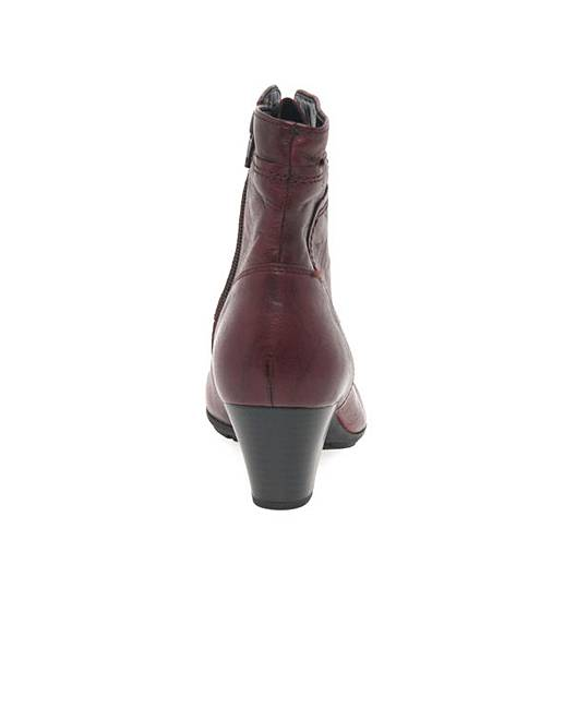 f6ea4a067a9 Gabor National Womens Ankle Boots