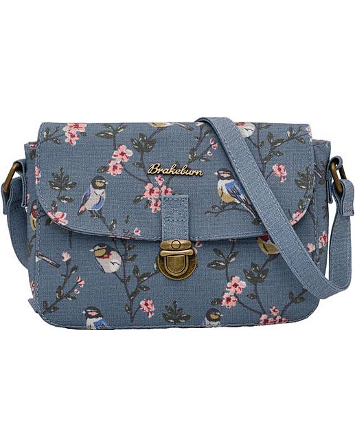 886255480f32 Brakeburn Blossom Saddle Bag