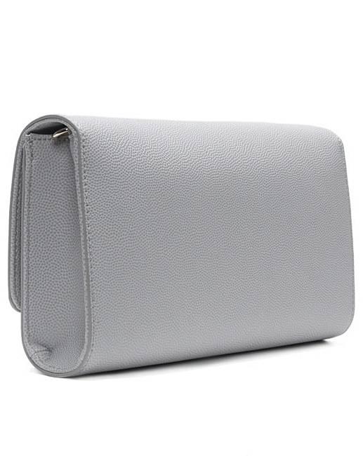 97427b7a47f16 Valentino By Mario Valentino Divina Pebbled Clutch Bag