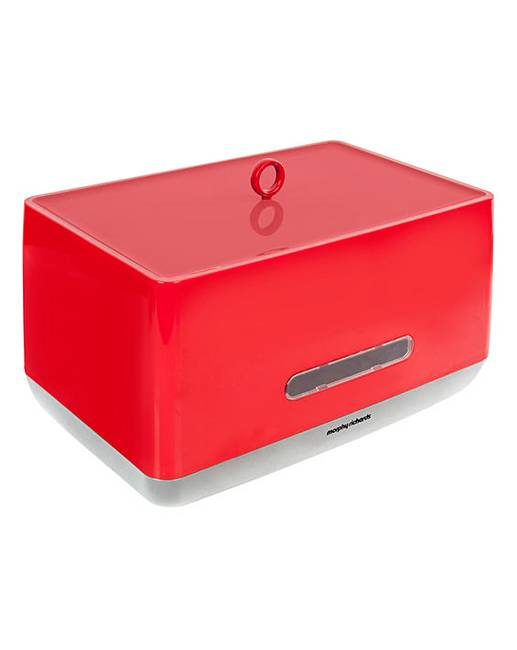 morphy richards chroma bread bin j d williams. Black Bedroom Furniture Sets. Home Design Ideas