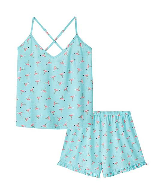 a153609905f Pretty Secrets 2pk Cross Back Shortie Sets. Click to view  Pretty Secrets   products. Purchased 11 times in the last 48 hours.