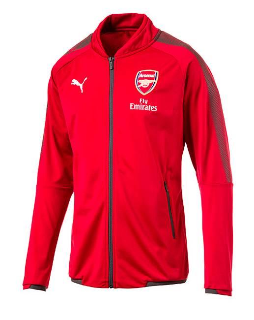 309151715f Puma AFC Emirates Stadium Jacket