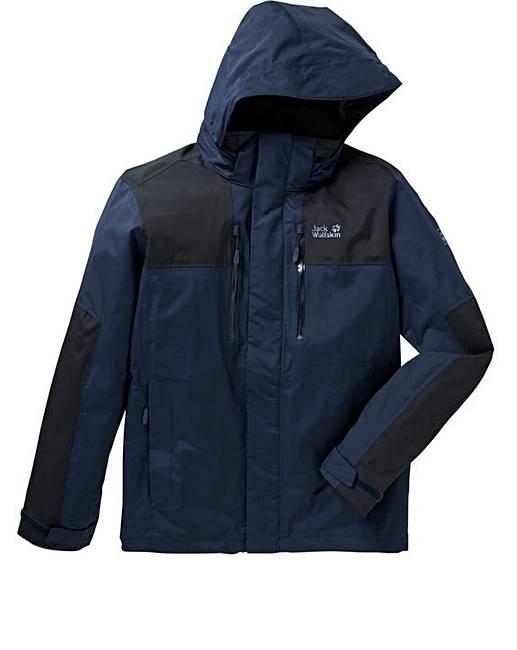 6130531eeb Jack Wolfskin Jasper Flex Jacket | Oxendales