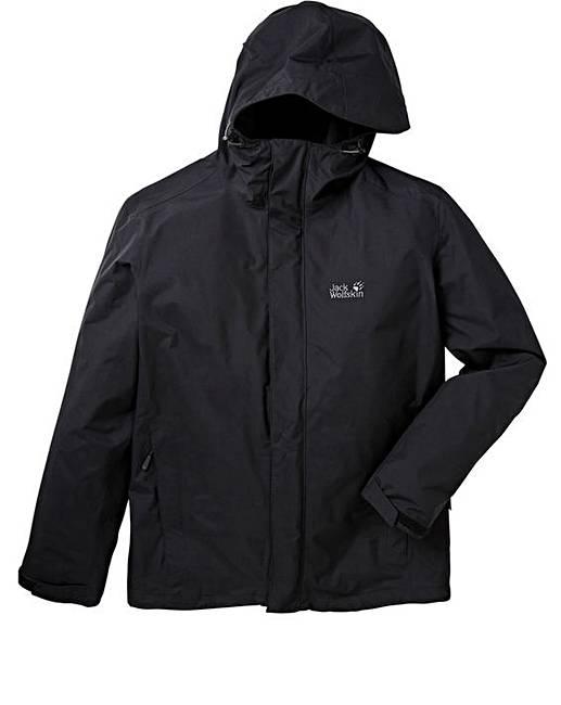 c7b766626 Jack Wolfskin Iceland 3 in 1 Men Jacket