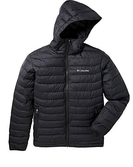 04b04a32 Columbia Powder Lite Hooded Jacket | Jacamo
