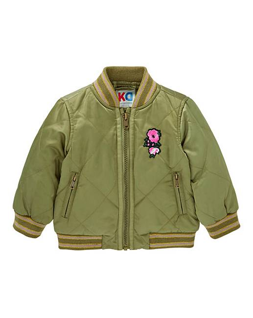 2b69060c5 Baby Girl Bomber Jacket | J D Williams
