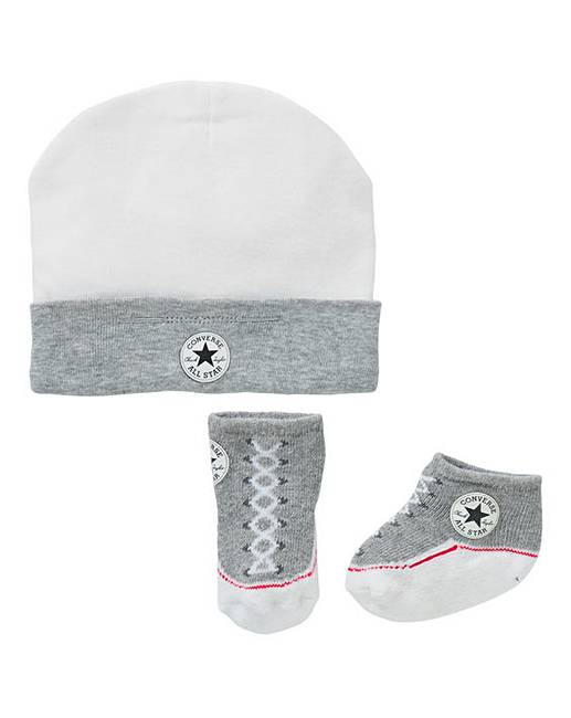 Converse Baby Hat and Bootie Set  7GgSi0900572  -  11.99 279da1dfc7