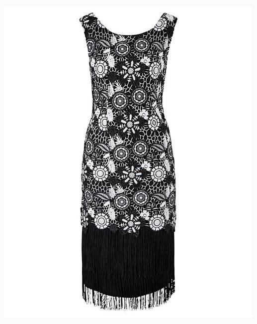 e7cd4af62eae Joanna Hope Petite Lace Dress   Oxendales