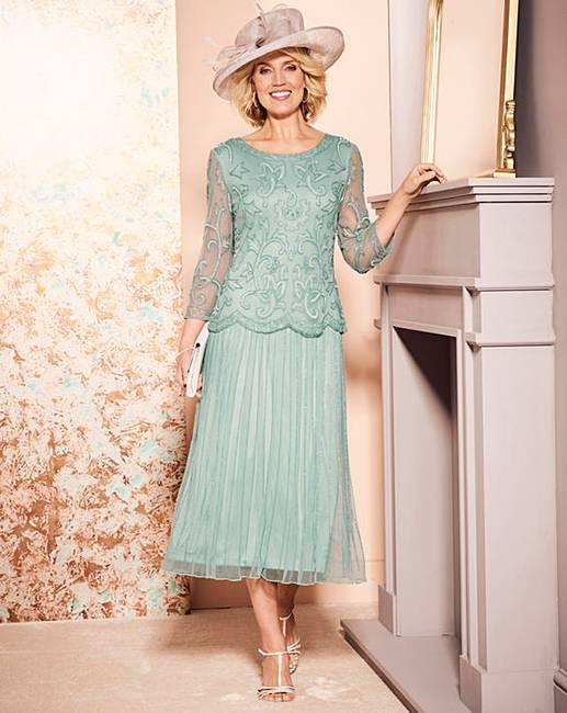 f7b2689f5912 Nightingales Beaded Dress