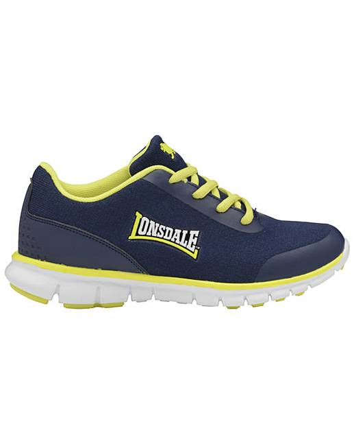 new authentic best cheap closer at Lonsdale Capella Boys Trainers